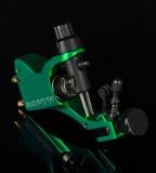 Green Top Handmade Danny Fowler Tattoo Machine Gun Liner M108