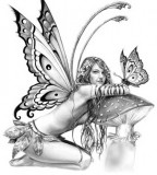Fairy Tattoos Designs Ideas