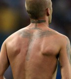 Athletes And Their Back Tattoos