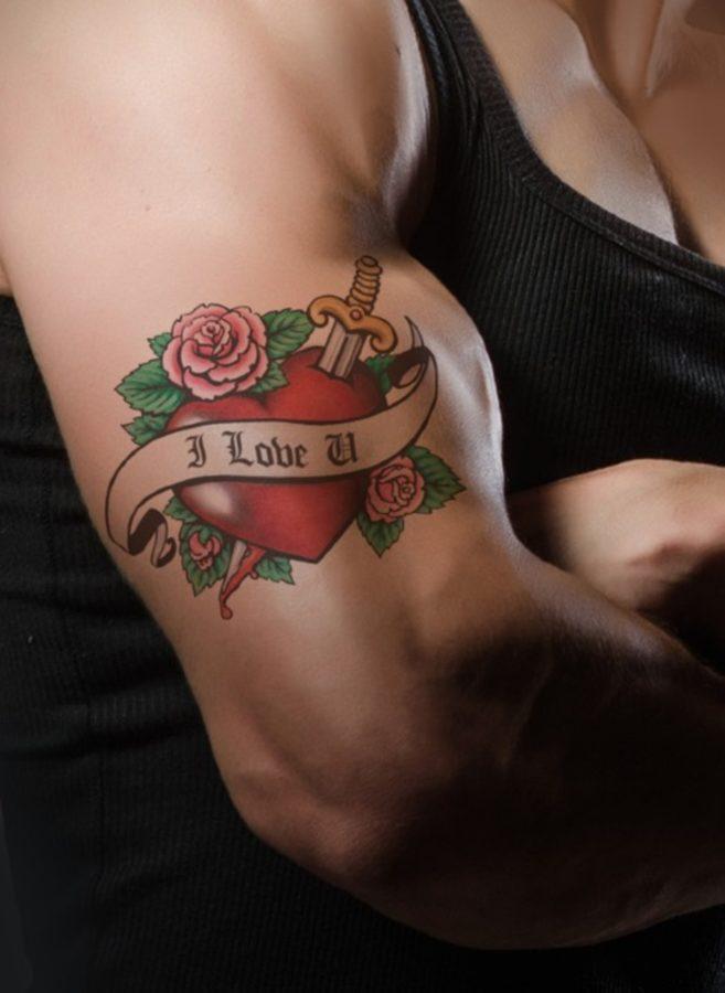 design tattoos on macbook