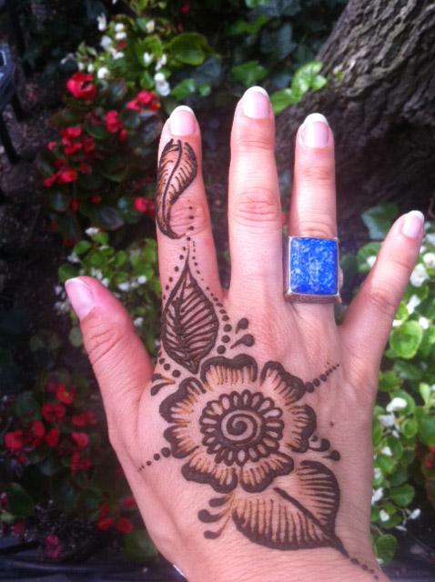 Bobbin Talk Henna Tattoo Diy