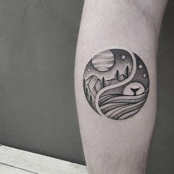 dotwork-yin-yang-tattoos