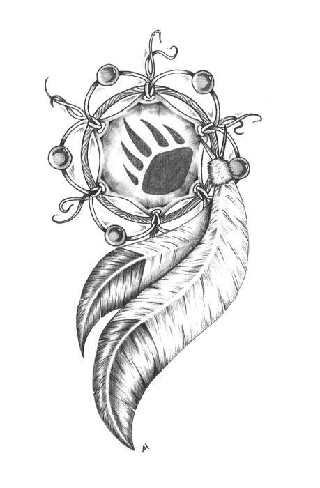 Inspired Dream Catcher Tattoo Ideas