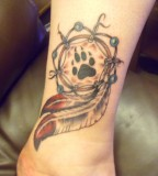 Dreamcatcher Tattoo Designs Ideas And Meaning