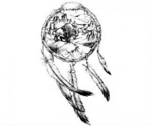 Dreamcatcher Tattoos Design Ideas