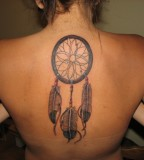 Dreamcatcher Tattoos Designs Amp