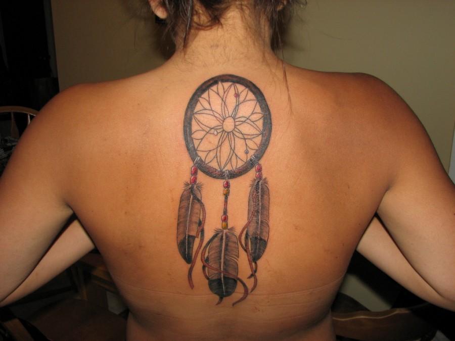 Dreamcatcher Tattoos Designs Amp