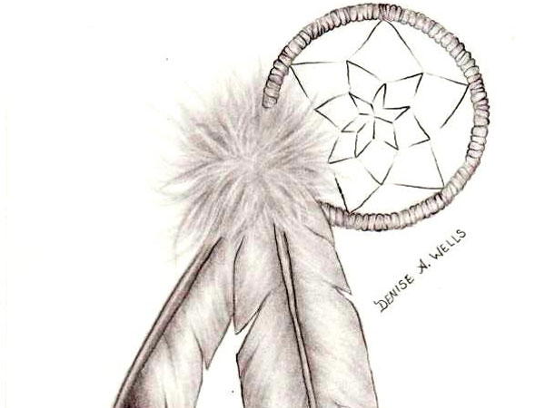Mindblowing Eagles Feather Tattoo Sketches