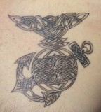 Eagle Globe And Anchor Tattoos Marine Corps Tattoos