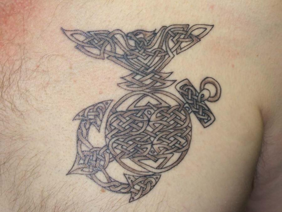 Eagle Globe And Anchor Tattoos Marine Corps Tattoos