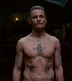 Eastern Promises Actor Viggo Mortensen Grand Tatto Design on Body
