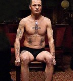 Eastern Promises Actor Body Tattoo Design