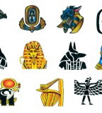Egyptian Symbols for Tattoo Designs