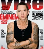 Eminem Tattoos in Vibe Magazine