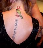 Egyptian Art Tattoos