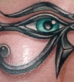Egyptian Tattoo Designs Are Actually One Of The Most Researched