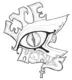 Eye Of Horus Tattoo By Natashajacobs On Deviantart