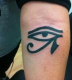 Eye Of Horus Tattoo By Sunnyshiba On Deviantart