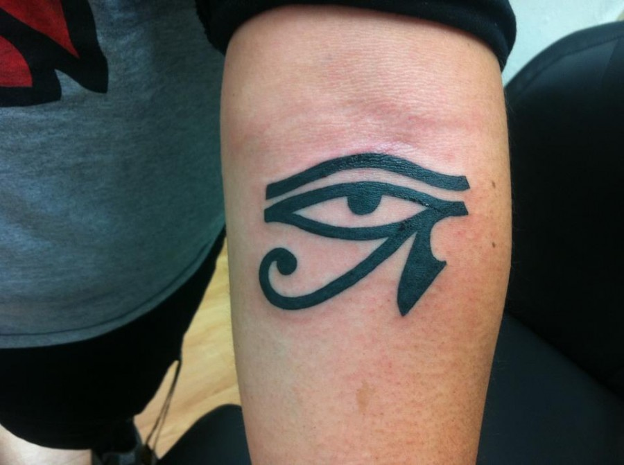 Eye Of Horus Tattoo By Sunnyshiba On Deviantart