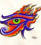 Eye Of Horus Tattoo Tattoosymbol