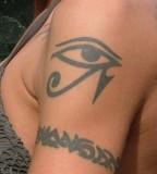 Horus Eye Tattoo Lilzeu Tattoo De