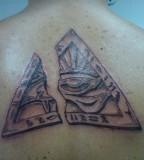 Tattoos Us 80 Eye Of Horus Tattoos Alternate Eye Of Horus