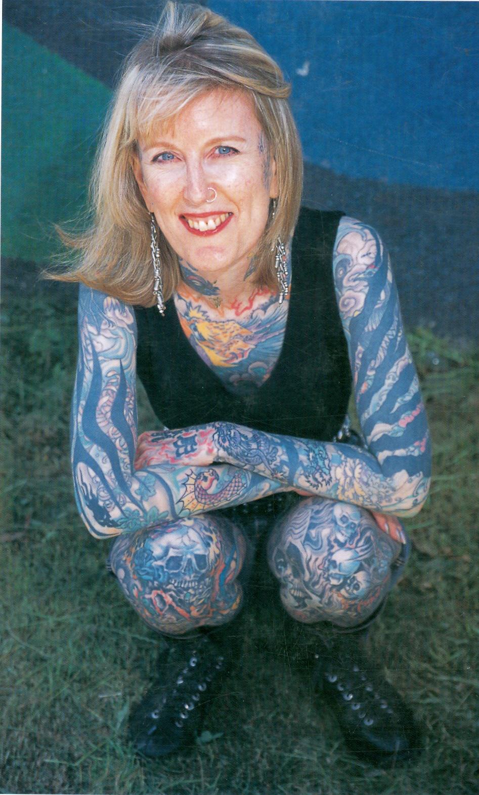 Tattoo bbw