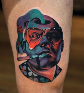fear and loathing in las vagas tattoo
