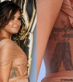 Demi Lovatos Tattoos Amp Meanings
