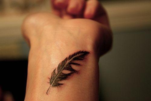 Inkwear Feather Bird Tattoo Page 2 Ajilbabcom Portal