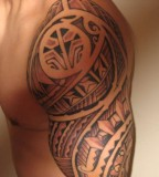 Exotic and Chic Filipino Tribal Tattoo Designs