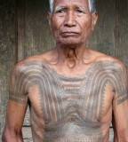 Filipino Tribal Tattoos Polynesian Design for Men