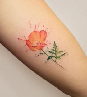 flower-tattoo-by-georgiagreynyc