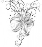 Tattoo Pics Flower Tattoos Design