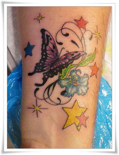 Classy And Refined  The Wrist Butterfly Tattoo Ideas