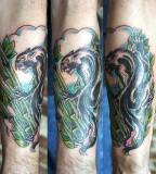 Tattoos Designs 2012 Forearm Tattoos
