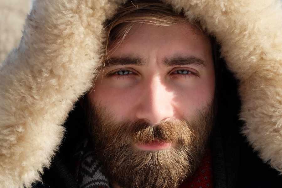 using Beard Oil