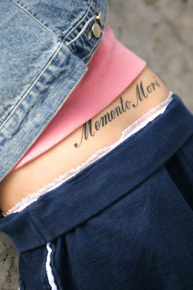 Quotes of Life Tattoo