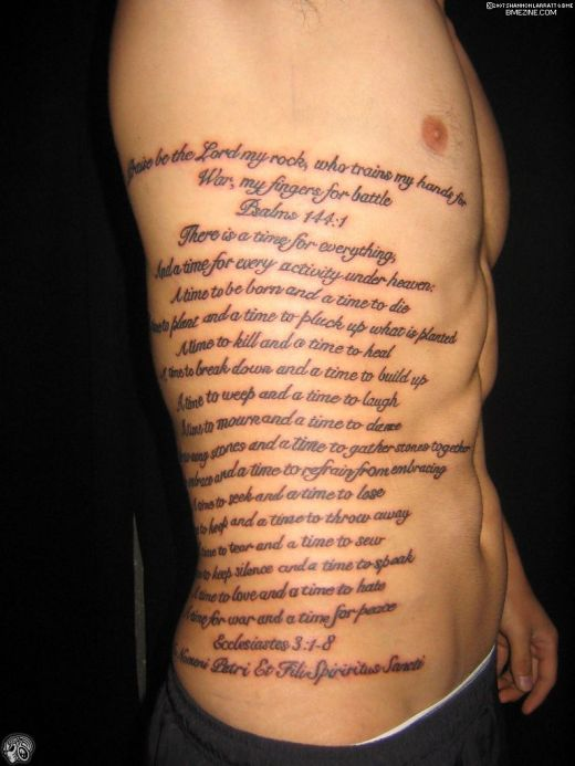 Tattoo Ideas Words And Sayings