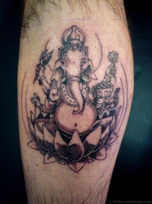 Ganesha Tattoos Tattoos Zimbio