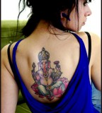 The Lamarckian Chronicles Ganesha Tattoos Want Need Must Have