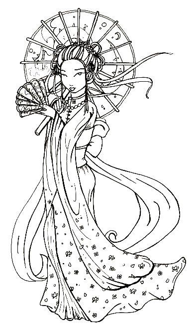 Cool Tattoo Zone Japanese Geisha Tattoo Designs Gallery