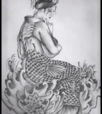 Maori Tattoo Bedeutung Japanese Geisha Tattoo Designs