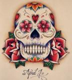 Bold Skull Tattoo Idea