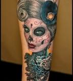 Anabi Arm Tattoo