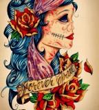 Skull Tattoos Grim Reaper Tattoos