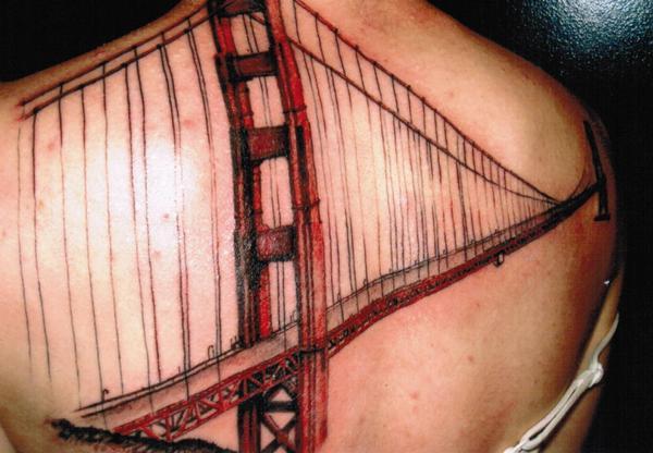 Fancy Golden Gate Bridge Photos From Johnny Diaz