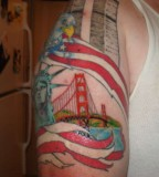 Golden Gate Bridge Images  Tattoo