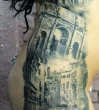 Astonishing  Tattoo By Carlos Torres At Goodfellas