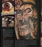 Zombie Tattoo by STEVE SOTO Tattoos
